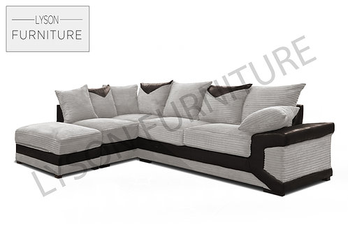 DIANA Corner Sofa - Scatter Cushion - Fabric