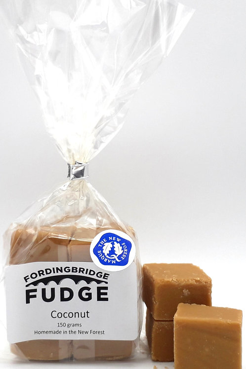 Coconut Fudge - 150g Bag