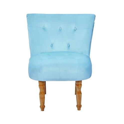 Lydia Chair - Duck Blue