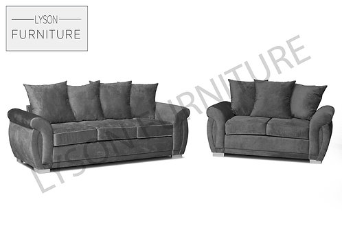MAX 3+2 Sofa Set - Scatter Cushion - Fabric