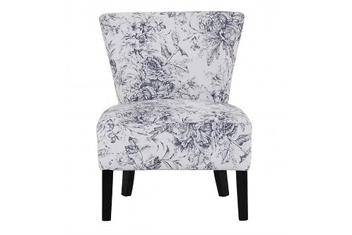 Austen Occasional Chair - Floral Pattern
