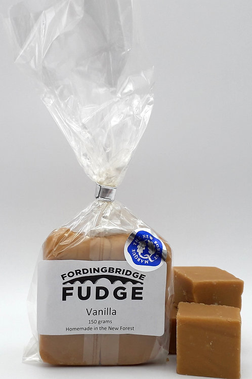 Vanilla Fudge - 150g Bag