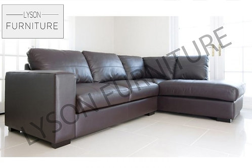 Westpoint Corner Sofa - Real Leather