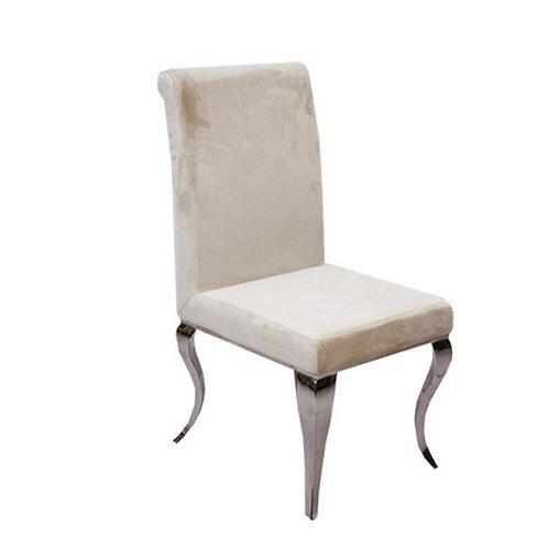 French Velvet Dining Chair