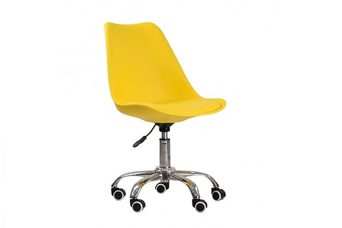 Orsen Office Chair - Yellow