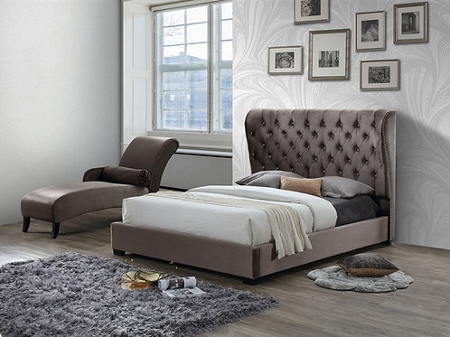 Infinity Fabric Bed