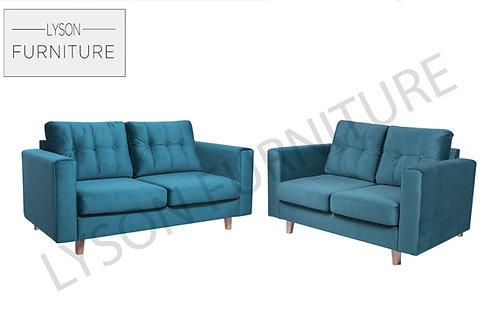 MARION 3+2 Sofa Set - Full Back - Fabric
