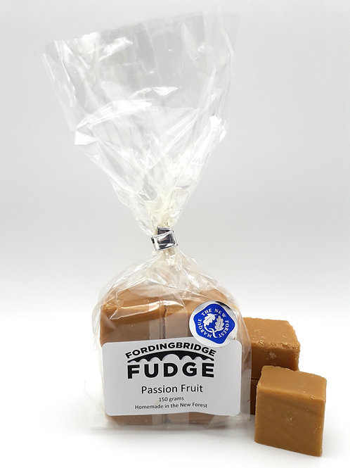 Passionfruit Fudge - 150g Bag