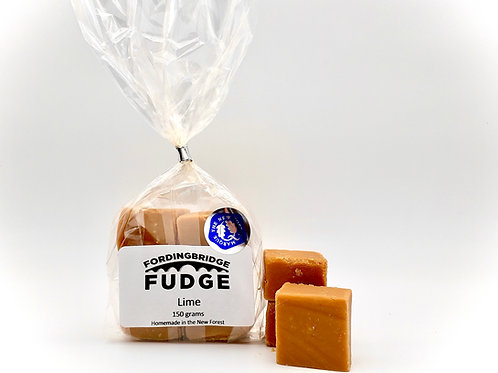 Lime Fudge - 150g Bag