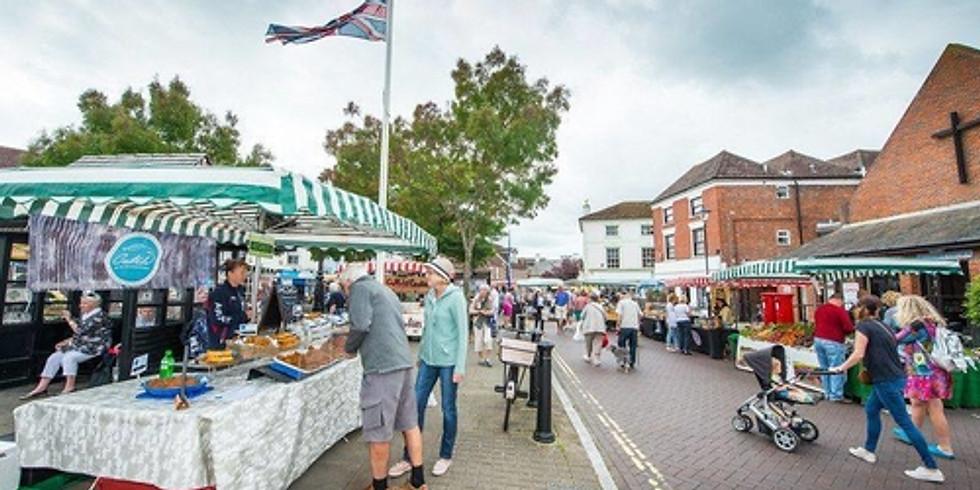 Romsey Farmer's Market