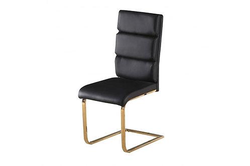 Antibes  Black Chairs Set of 2