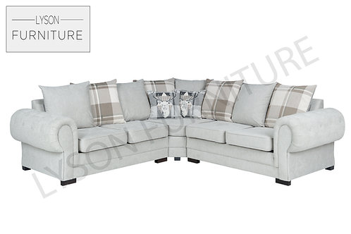 SAMANTHA NEW Corner Sofa - Scatter Cushion - Fabric