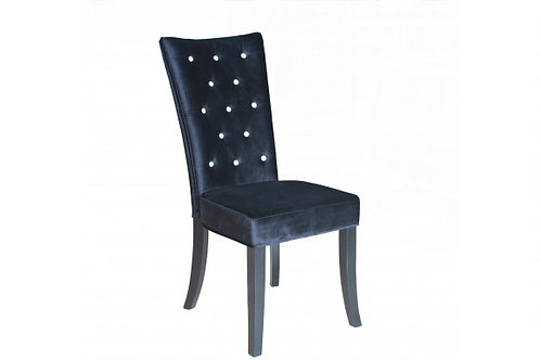 Radiance Chair Velvet Fabric