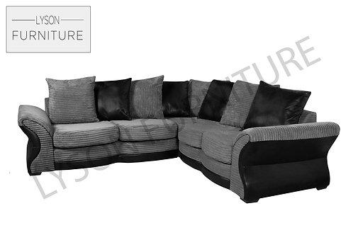 CLEO Corner Sofa - Scatter Cushion - Fabric