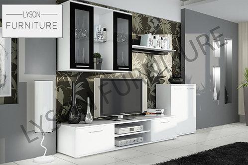 Bruce II Living Room Set