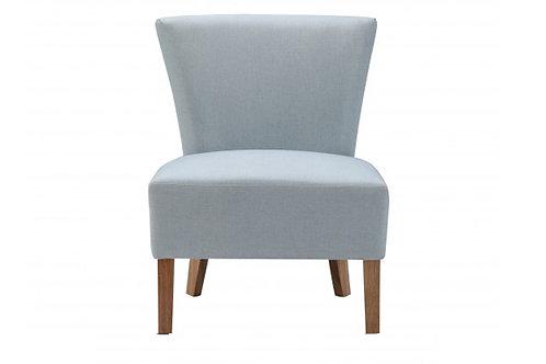 Austen Occasional Chair - Duck Egg Blue