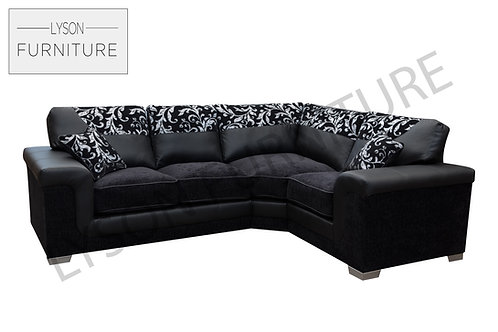 SOPHIA Corner Sofa - Full Back - Fabric