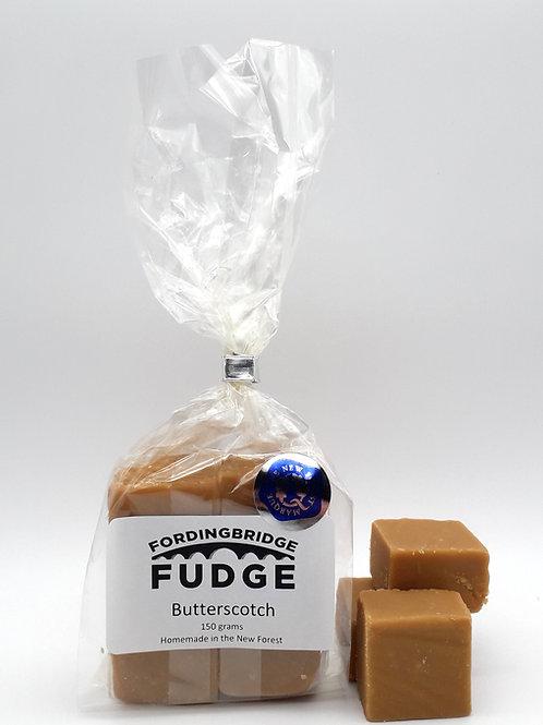 Butterscotch Fudge - 150g Bag