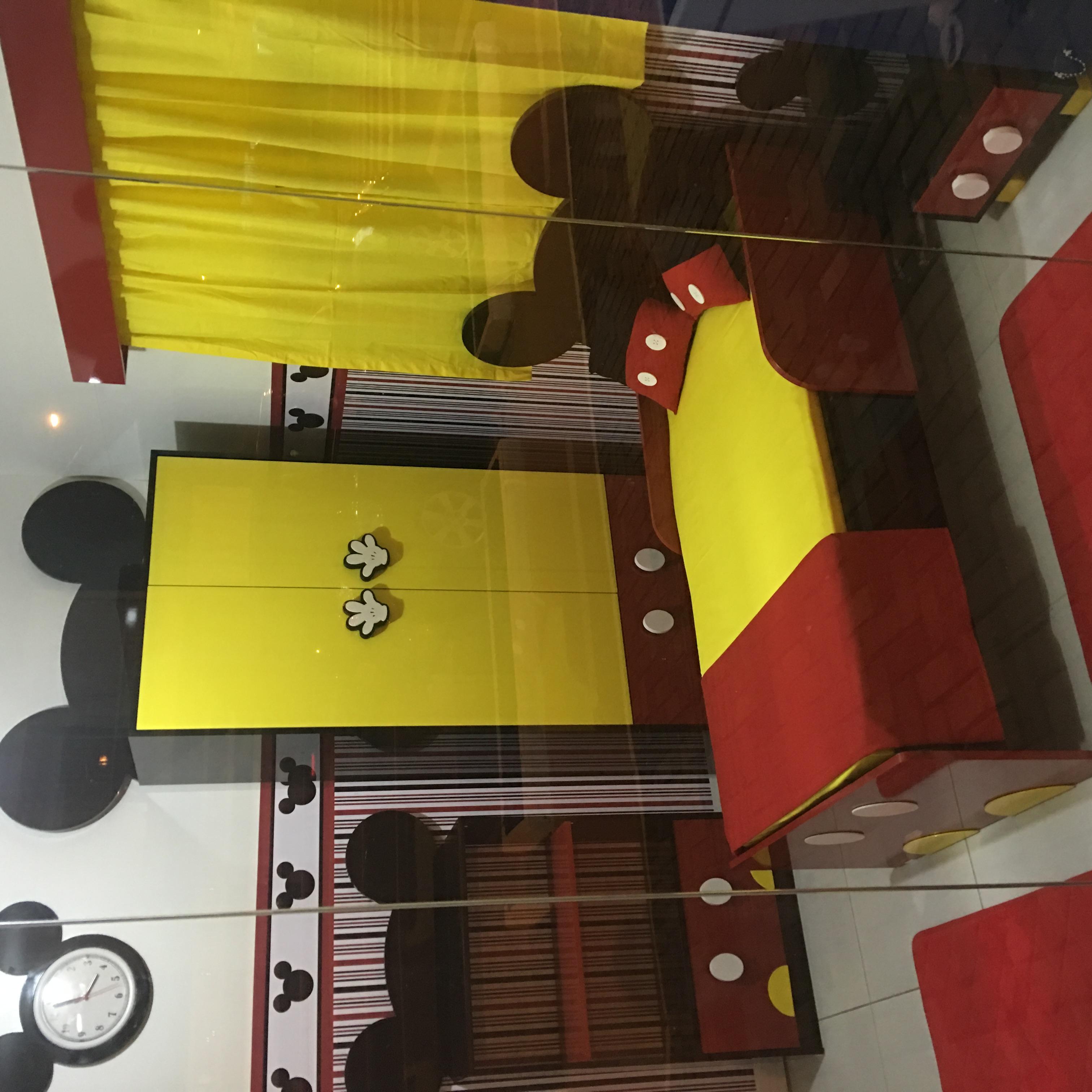 Dormitório Mickey Cod LD1001