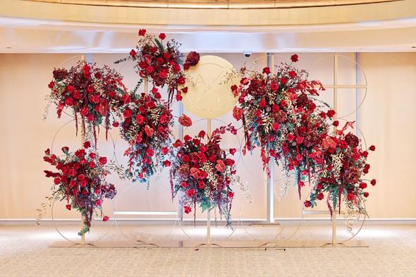 Festive Season Wedding
