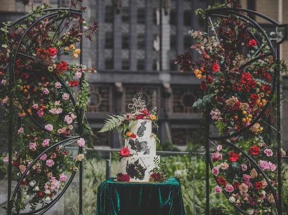 INTO THE WOODS: A DEEP FOREST WEDDING STYLED SHOOT AT ANDAZ SINGAPORE