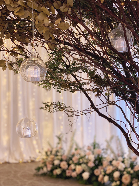Under the Stars Wedding Proposal