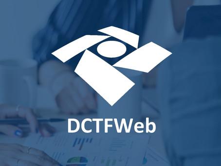DCTFWeb – Compensação de valores