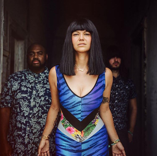 "Over the last decade, Khruangbin (pronounced ""krung-bin"") has mastered the art of setting a mood, of creating atmosphere. But on Mordechai, follow-up to their 2018 breakthrough Con Todo El Mundo, the Houston trio makes space in their globe-spinning psych-funk for something that's been largely missing until now: vocals. The result is their most direct work to date. From the playground disco of ""Time (You and I)"" to the Latin rhythms of ""Pelota""—inspired by a Japanese film, but sung in Spanish—to the balmy reassurances of ""If There Is No Question,"" much of Mordechai has the immediacy of an especially adventurous pop record. Even moments of hallucinogenic expanse (""One to Remember"") or haze (""First Class"") benefit from the added presence of a human voice. ""Never enough paper, never enough letters,"" they sing from inside a shower of West African guitar notes on ""So We Won't Forget,"" the album's high point. ""You don't have to be silent."""