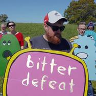 Bitter Defeat