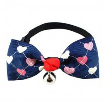 Adjustable Dog/Cat Bow Ties Collar Grooming Accessories Necklace