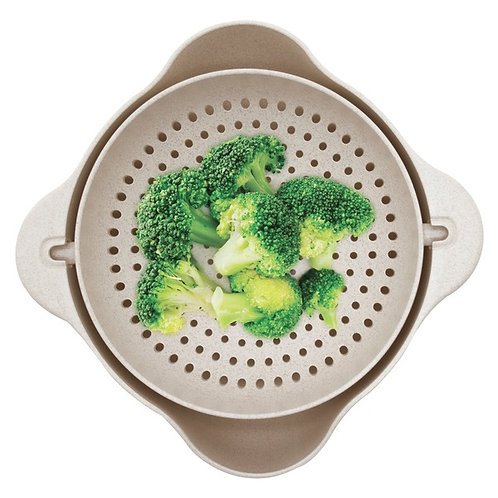 Gourmet By Starfrit Eco Small Colander And Bowl