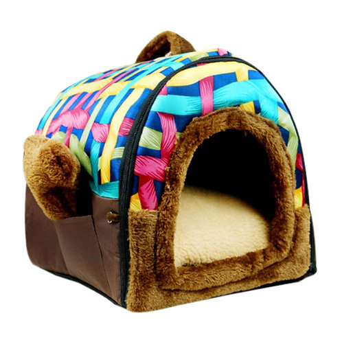Lovely Dog&Cat Bed/Soft and Warm Pet House Sofa, 37*30*30cm/NO.3