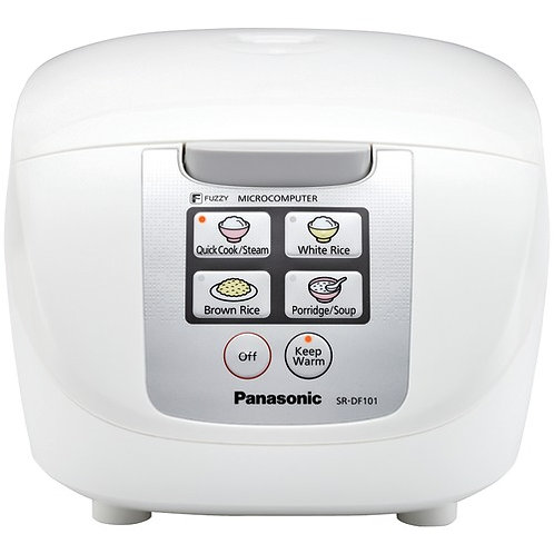 Panasonic Fuzzy Logic Rice Cooker (10-Cup)