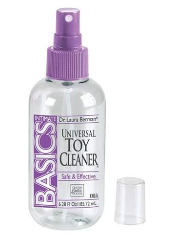 Dr. Laura Berman Intimate Basics - Toy Cleaner