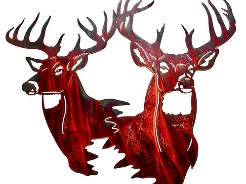 Big $ By Neil Rose - Wildlife Laser Cut Metal Wall Art