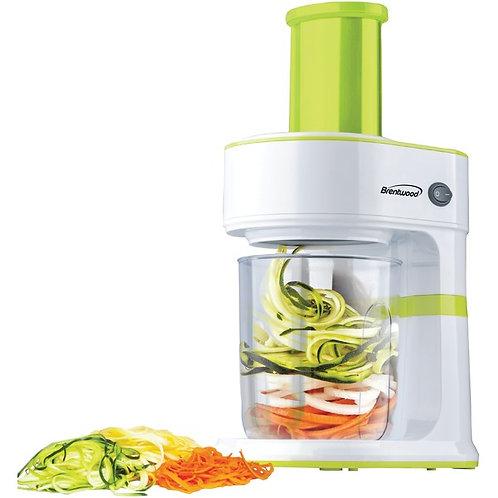 Brentwood Appliances 5-Cup Electric Vegetable Spiralizer & Slicer