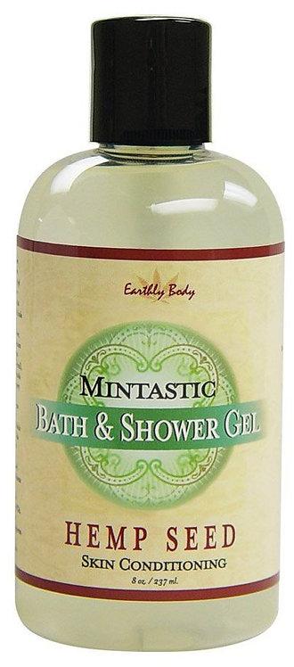 Earthly Body Shower and Bath Gel with Hemp