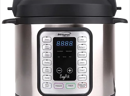 A Guide To Buying A Pressure Cooker For Your Small Kitchen
