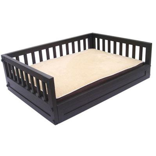 Lrg Buddy Bunk Dog Bed Espress