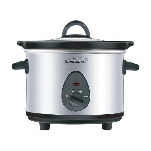 Brentwood Appliances 1.5-Quart Slow Cooker