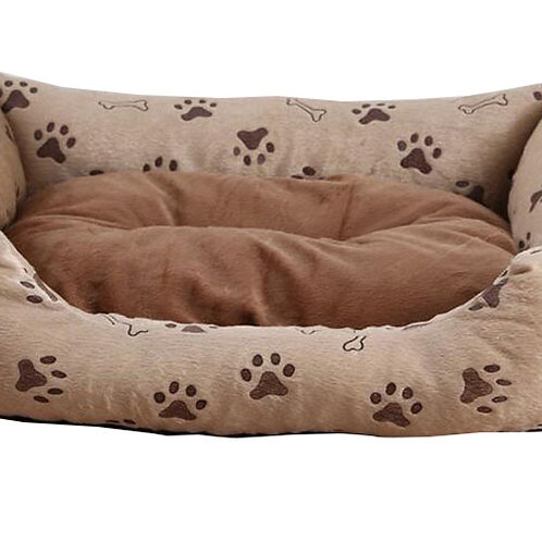Rectangle Pet Bed for Dogs and Cats