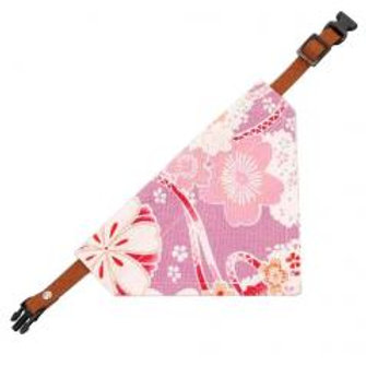 Double Sided Pet Bandanas Pet Bibs Accessories for Dogs and Cats