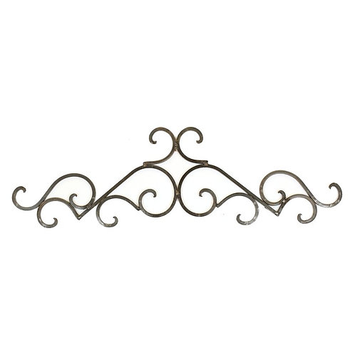 Iron Door Topper Wall Decor