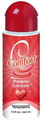 Wet Comfort Warming Personal Lubricant