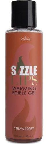Sizzle Lips Warming Gel 4.2 oz