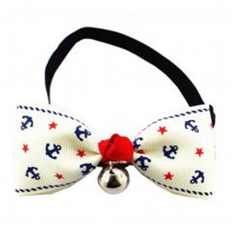 Adjustable Grooming Accessories Dog/Cat Bow Ties Collar Necklace