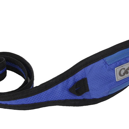 Echelon Hands Free And Convertible 2-In-1 Training Dog Leash And Belt With Pouch