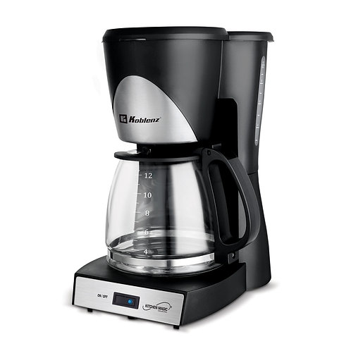 Koblenz 12-Cup Kitchen Magic Collection Coffee Maker