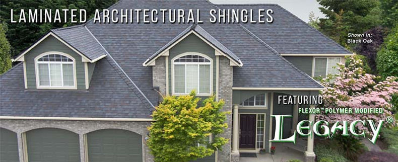 Laminated Architectural Shingles