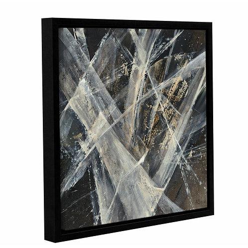 'Glacier I' By Albena Hristova Framed Painting Print